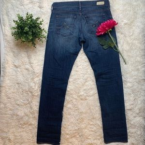 Ag Adriano Goldschmied Jeans - AG Piper Slouchy Slim Jean